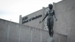 The UCSD School of Medicine. (Connor Gorry / The Triton)