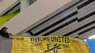 Photo courtesy of The Triton.