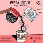UC San Diego Fresh Pots! promotional graphic.