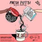 UC San Diego Fresh Pots! promotional graphic.