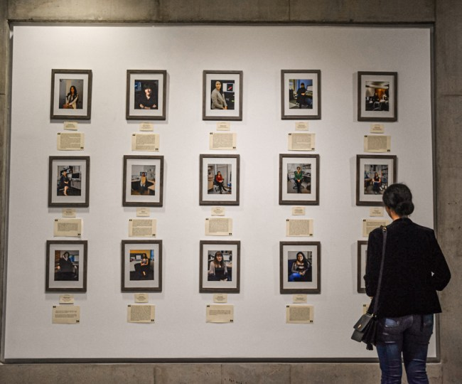 Photo of the Bloom: Women Growing Their Roots in STEM art gallery at UCSD