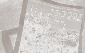 Issue of the Koala.