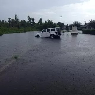 triton-insurance-office-flooded-out