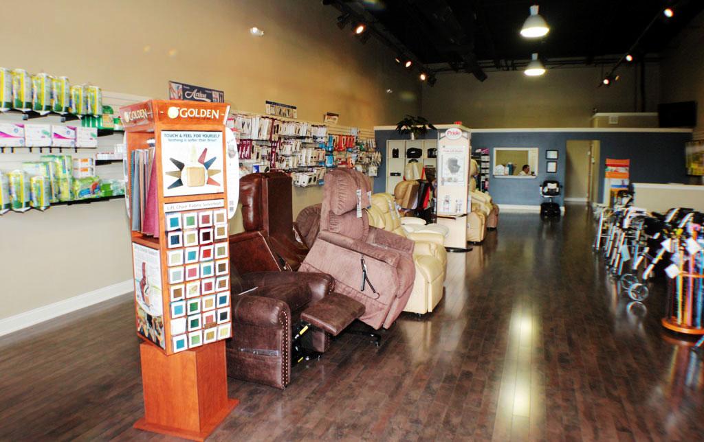 Medical Supply Store  Triton Medical Retail  Ocala  Lady Lake FL