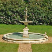 3-Tier Fountain | Stone Garden Ornaments