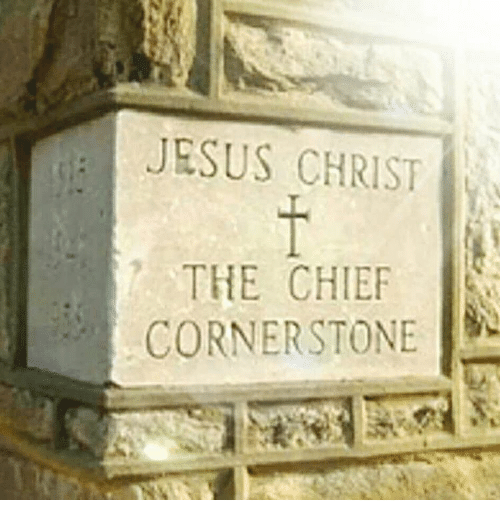 What Does Jesus the Cornerstone Mean Triton World