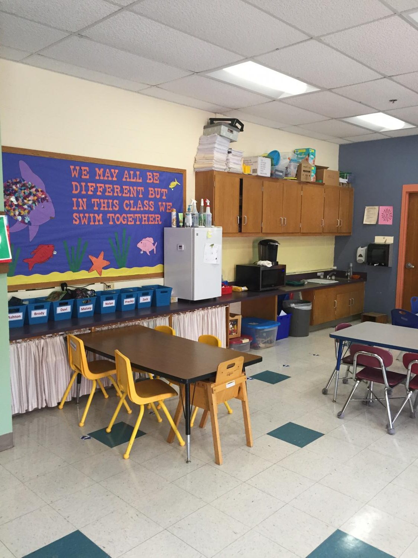 New Sixth Grade Teacher At Nes Triton Voice