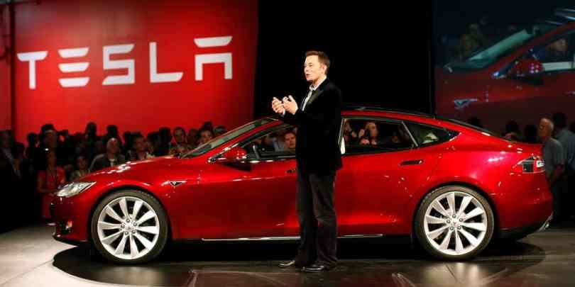 Elon Musk và Tesla Motors