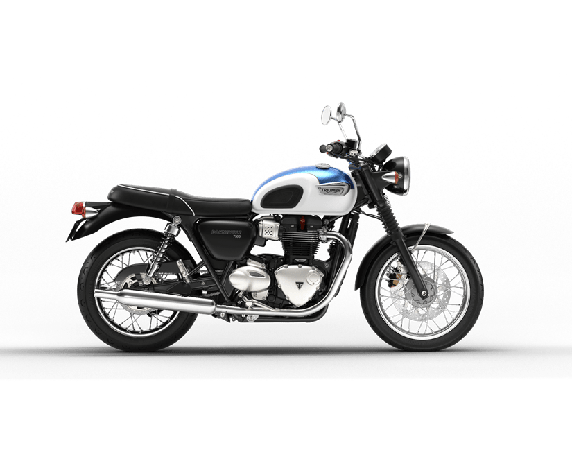 Triumph Announces 2017 T100 & T100 Black