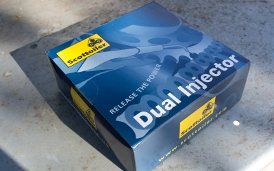 Scottoiler – Part 2: Switching to Dual Injectors