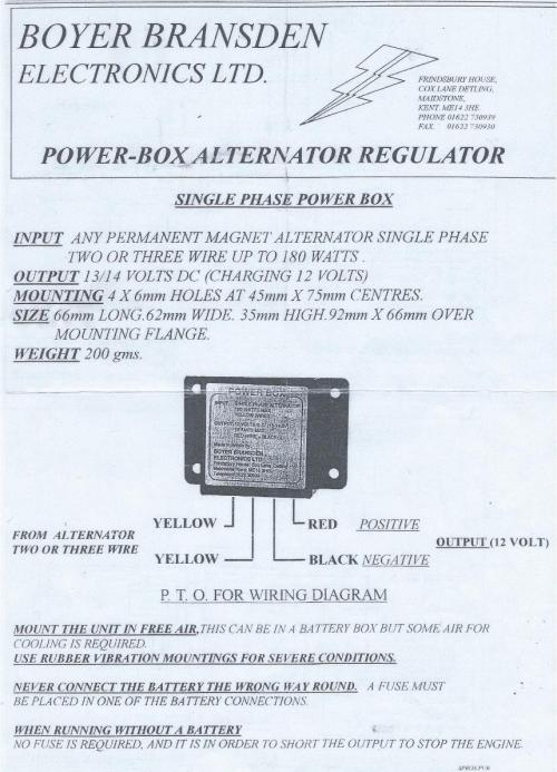 small resolution of power box