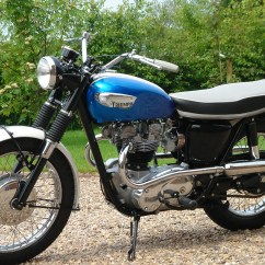 1971 Triumph Bonneville Wiring Diagram 2 Way Light Switch Old Colours 1967 Trophy Motorcycle