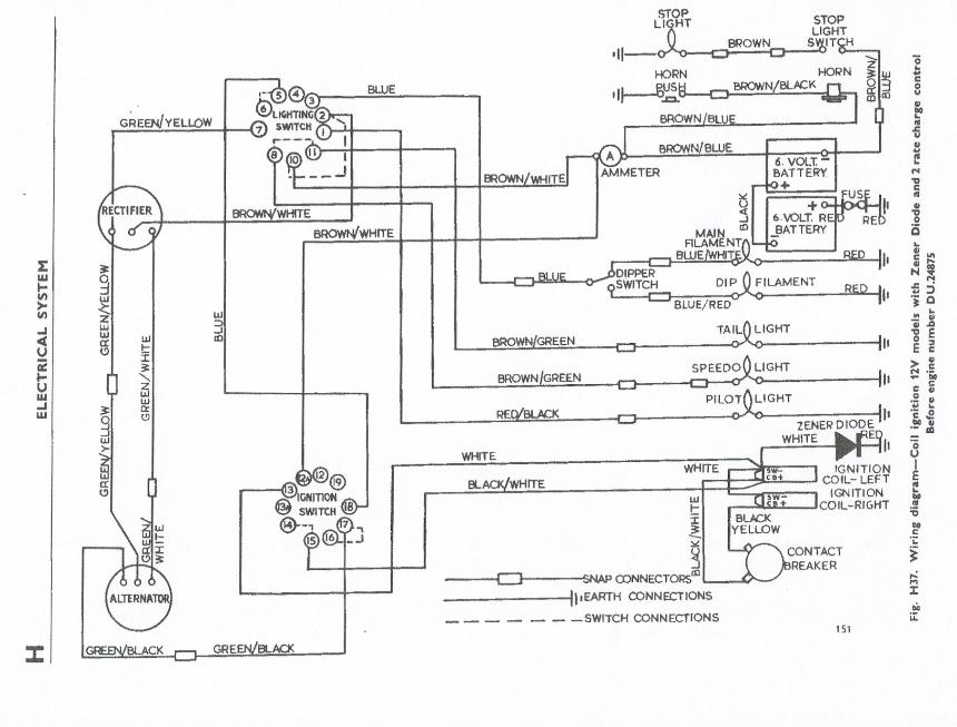 Gm Coil Wiring Diagram | familycourt.us Harley Coil Wiring Diagram on