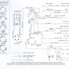 1972 Triumph Bonneville Wiring Diagram Single Phase Motor With Run Capacitor T120 Somurich
