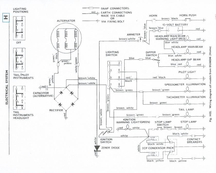 1972 triumph tr6 wiring diagram 230 volt air conditioner terry macdonald
