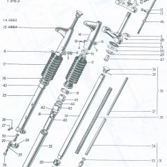 1971 Triumph Tr6 Wiring Diagram Doerr Single Phase Motor T140 5t