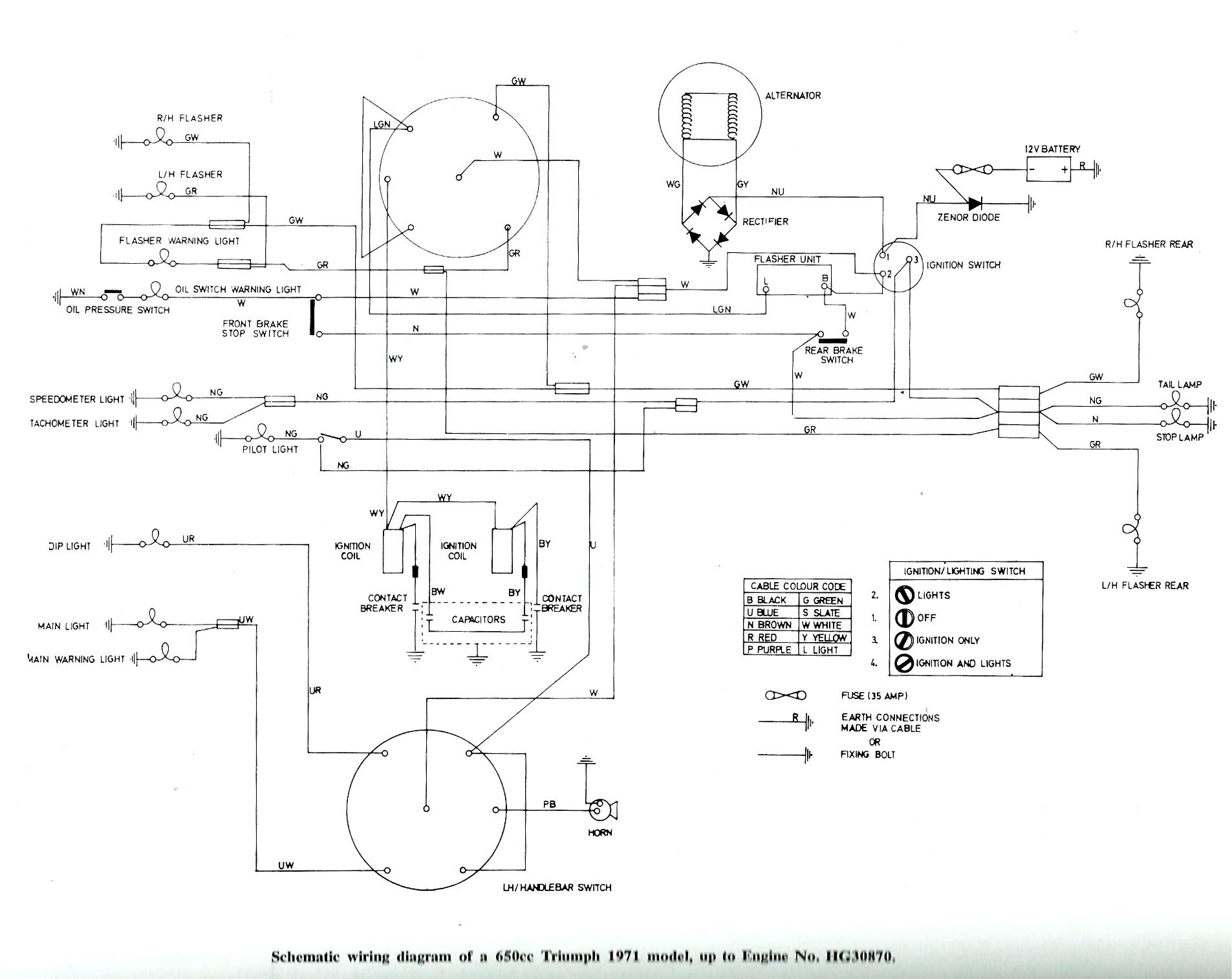 triumph wiring diagram dual capacitor ceiling fan 2013 scrambler 37