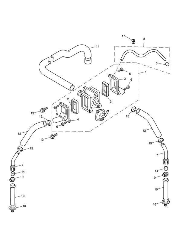 2005 Triumph Bonneville Washer. Emissions, Control, System