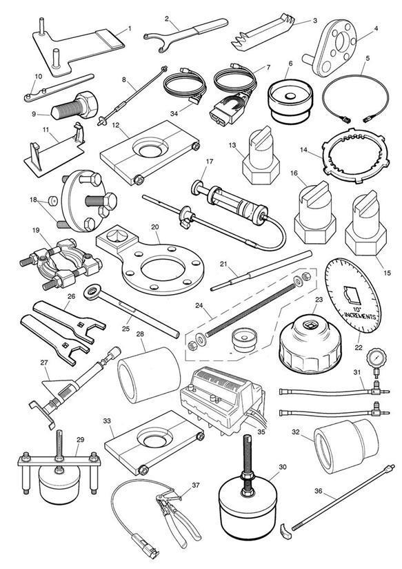 2012 Triumph Thunderbird Wheel Alignment Tool. Tools