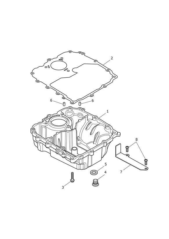 2018 Triumph Bonneville Speedmaster Plug, M14 x 1.5