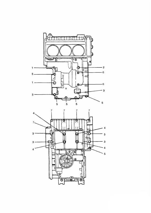 1999 Triumph Daytona Screw, Torx, Pan/Hd, M8 x 155, Black