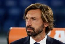 Andrea Pirlo, técnico da Juventus