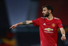 Bruno Fernandes, do Manchester United