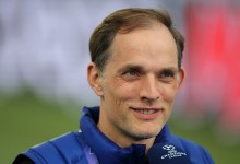 Thomas Tuchel, técnico do Chelsea