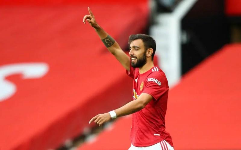 A l'étranger : Bruno Fernandes sera le capitaine contre le PSG