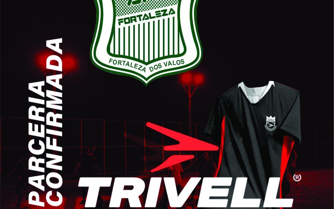 Com maior alegria e satisfação que anunciamos a parceria da Trivell com a Associação Fortaleza de Futsal, de Fortaleza dos Valos/RS, para a disputa da Liga Gaúcha 2 no ano de 2019.  A Trivell agradece a oportunidade e confiança depositada.  Seu estilo, nossa qualidade!