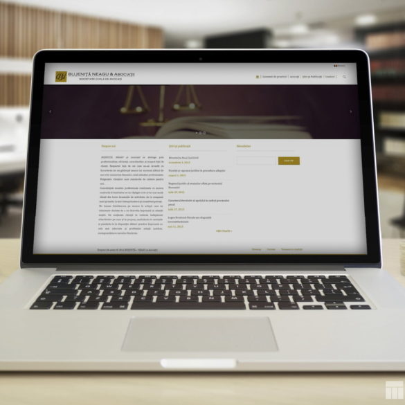 Web Design Bucuresti - Bujenita – Neagu (bujenita-neagu.ro)