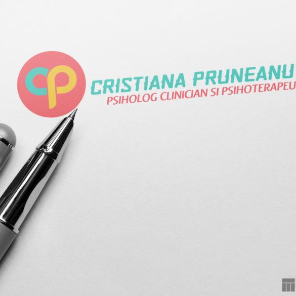 Web Design Bucuresti - Cristiana Pruneanu Logo