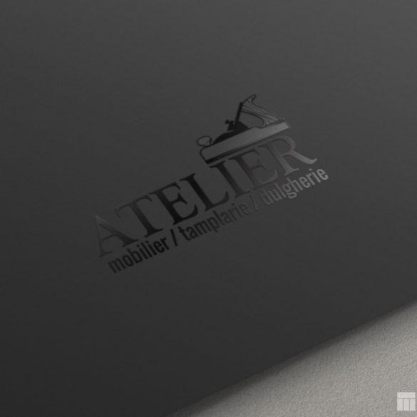 Web Design Bucuresti - Atelier Tamplarie Galati Logo