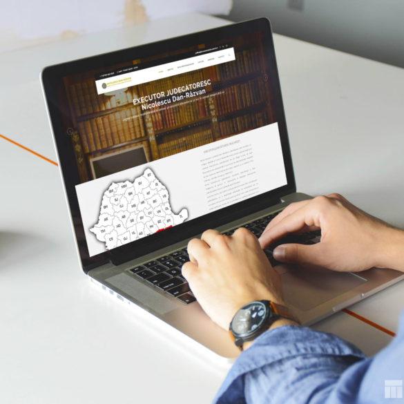 Web Design Bucuresti - Birou Executor Bucuresti (birouexecutorbucuresti.ro)