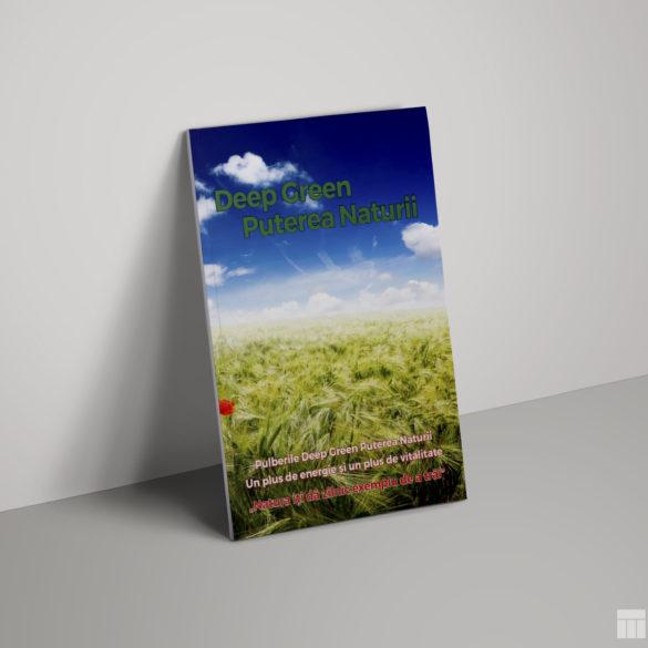 Web Design Bucuresti - Deep Green Magazine