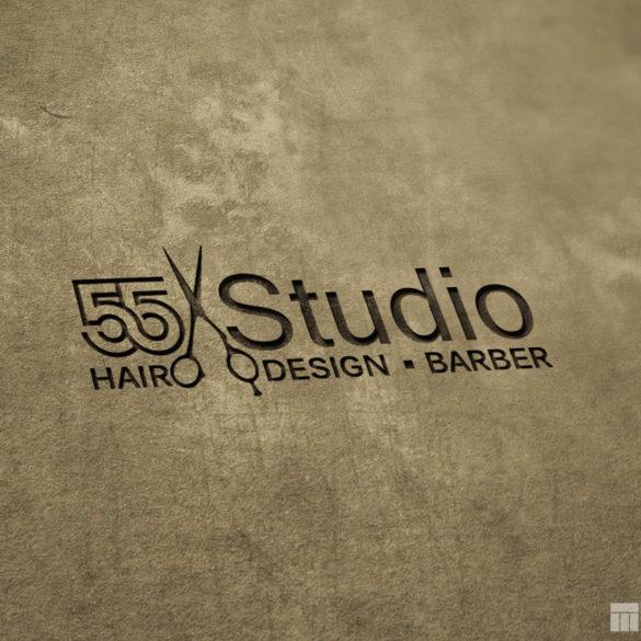 Web Design Bucuresti - 55 Studio Logo