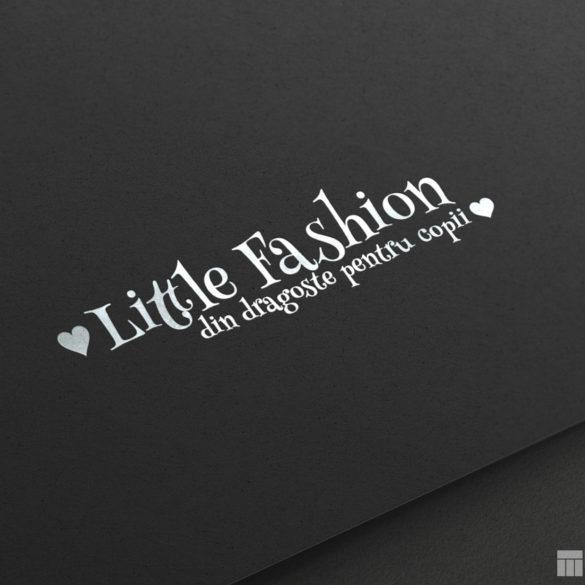 Web Design Bucuresti - Little Fashion Logo
