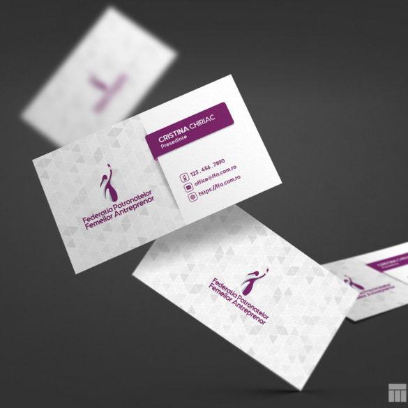 Web Design Bucuresti - FFA Business Card