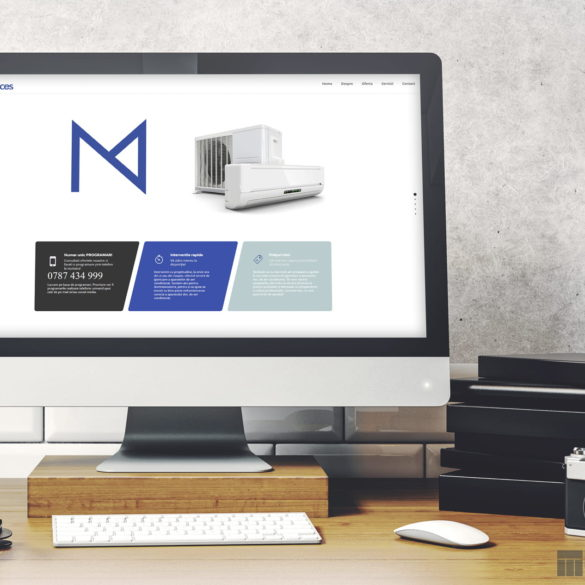Web Design Bucuresti - Main Services (mainservices.ro)