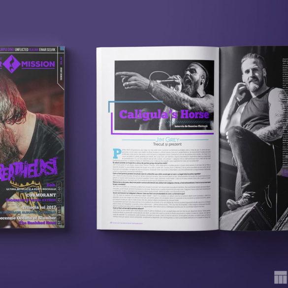 Web Design Bucuresti - The Intermission no4