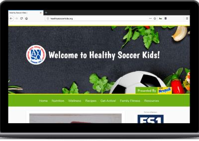 AYSO Healthy Soccer Kids
