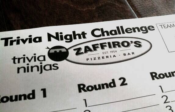 Central Minnesota's Favorite Trivia nights