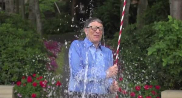 Bill Gates after using Windows 8