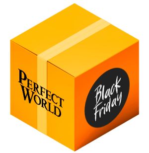 210800 Gold Perfect World Black Friday 2019