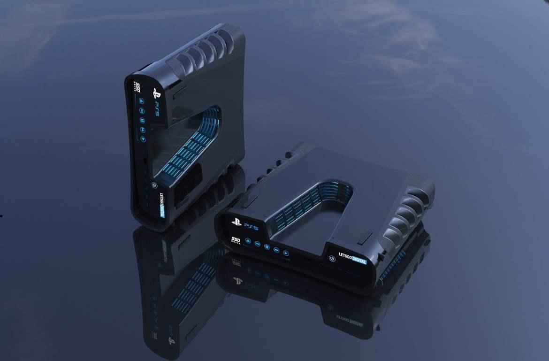 """Dev Kit do """"PS5"""" ganha vida com renderização em 3D 2"""