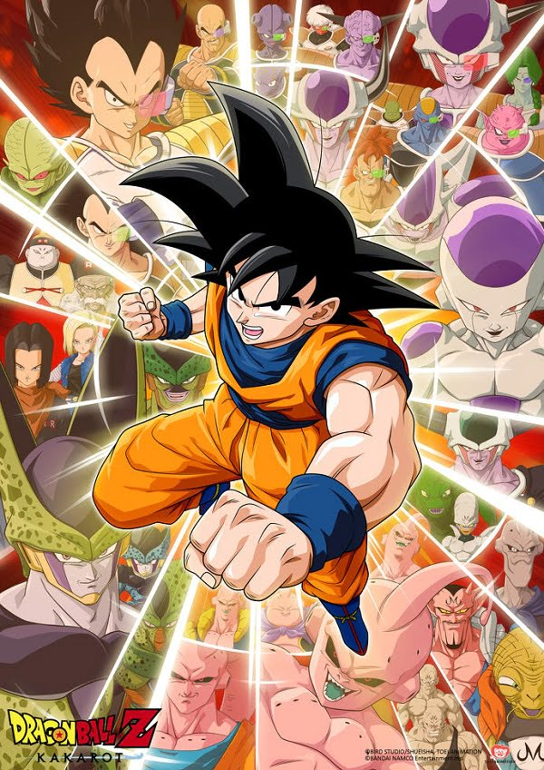 Dragon Ball Z: Kakarot ganha poster e imagens com Shenlong 1