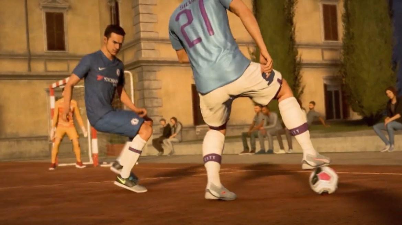 VOLTA Football FIFA 20
