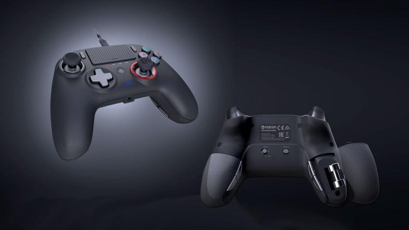 Nacon anuncia novo controle licenciado para PS4 1