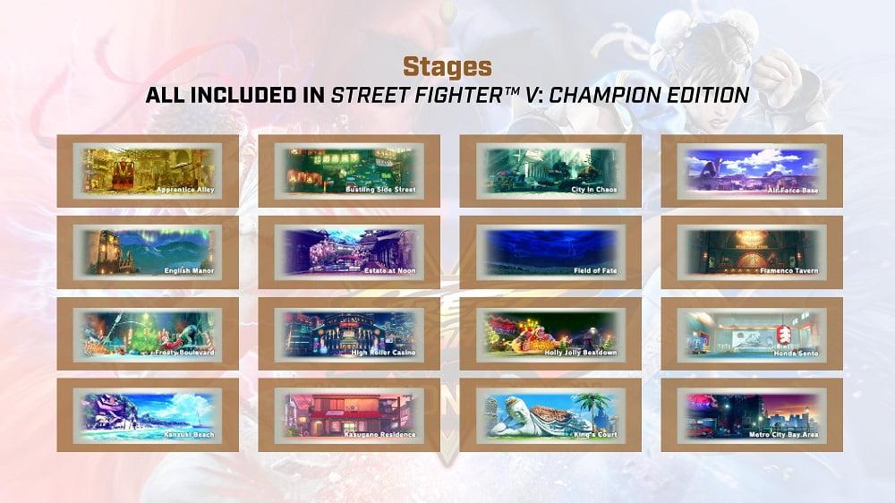 Street Fighter V: Champion Edition: Capcom revela mais detalhes do game 7
