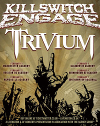 Trivium KsE UK 2014